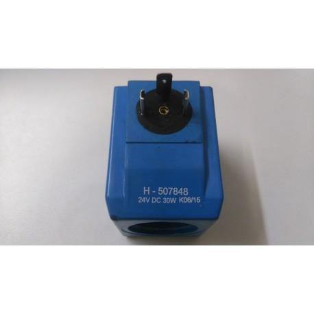 vickers h-507848 507848 24 vdc 30w solenoid