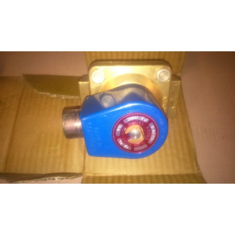 Goyen 25BWJ2 0-60 psi 110 v solenoid valve viton