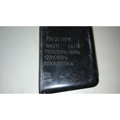 REXROTH HYDRONORMA HYDRAULIC VALVE SOLENOID COIL R900019816 wz65 4 l 110v ac