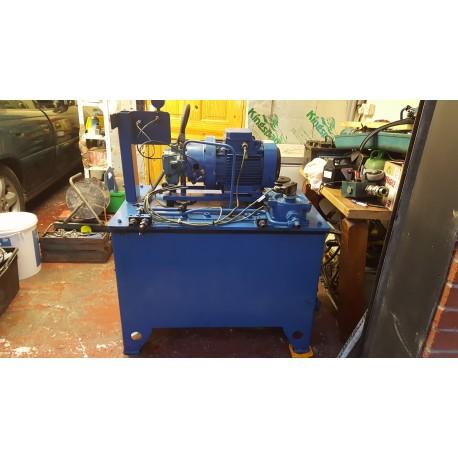 hydraulic power pack bosch 4kw rexroth 0513 400 101 pump