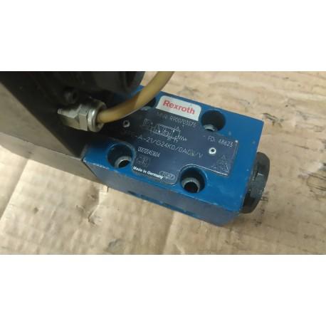 rexroth vt-dfpe-a-21/g24k0/0a0v/v hydraulic proportional valve