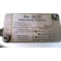 spx 9625 pressure switch 1000-10000 psi