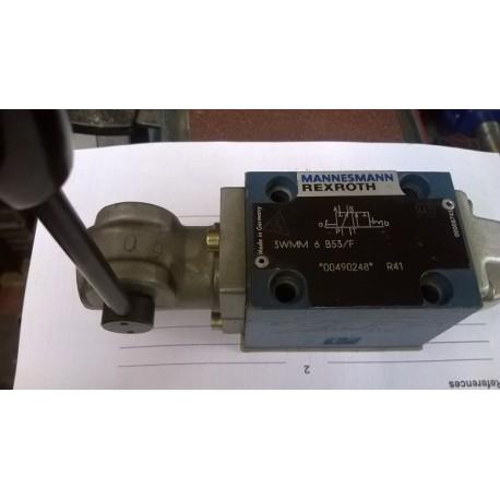 rexroth 3wmm 6 b53/f control valve
