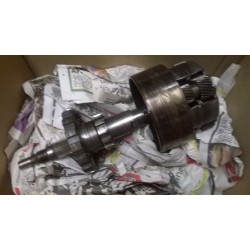 vauxhall ar25 automatic gearbox main shaft 96018505