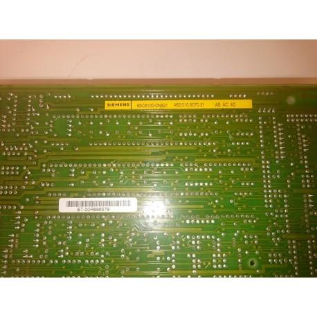 siemens 6sc6100-0na21 simodrive module