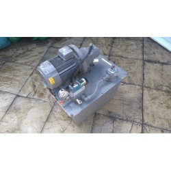 hydraulic power pack 2.2kw aluminium tank