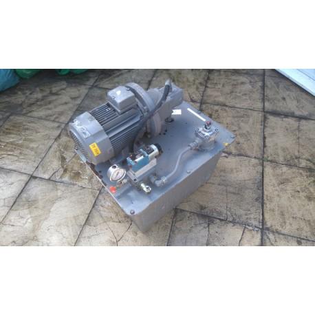 hydraulic power pack 2.2kw aluminium tank