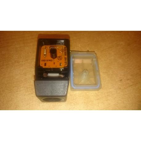 hirschmann din plugs 110v gdm gdme 110v led type b solenoid valve connector