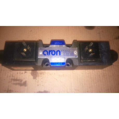 aron ad3e01c 24 vdc hydraulic directional valve