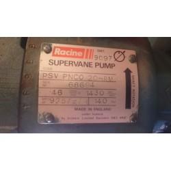 racine psv pnco 20hrm hydraulic vane pump