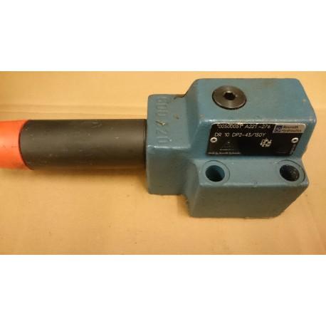 rexroth dr10 dp2-43/150y hydraulic valve