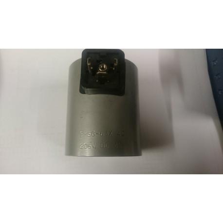 206 vdc solenoid ponar emsg-63x 4c 206 vdc 45 w cetop 5 solenoid