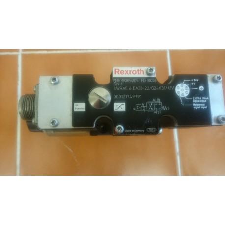 rexroth 4wrae 6 ea30-22/g24k31/a1v proportional valve