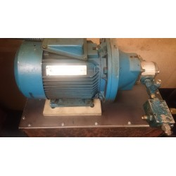 hydraulic power pack 2.2 kw 7 lpm at 2000 psi