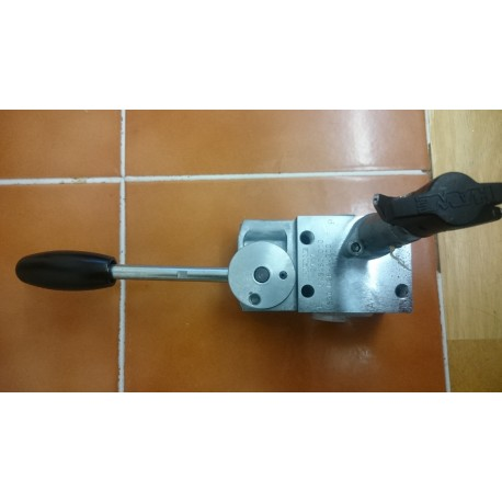 hawe sg0 d2b a 300 high pressure hand operated valve
