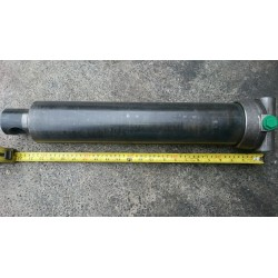 telescopic hydraulic ram 2 stage 750mm extended
