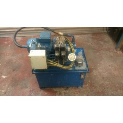 hydraulic power pack 1.5kw 3 phase motor rexroth 1pv2v5-22 pump