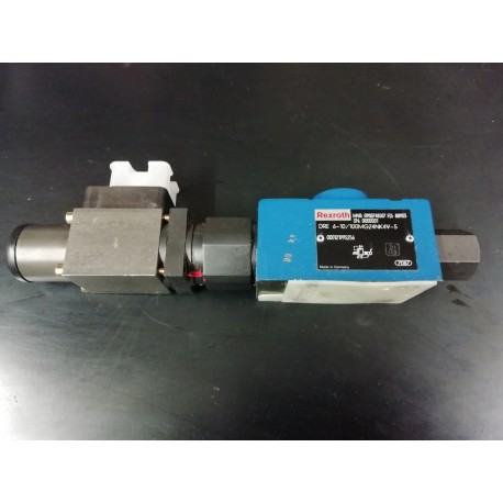 rexroth dre 6-10/210mg24nz4m Proportional pressure reducing valve