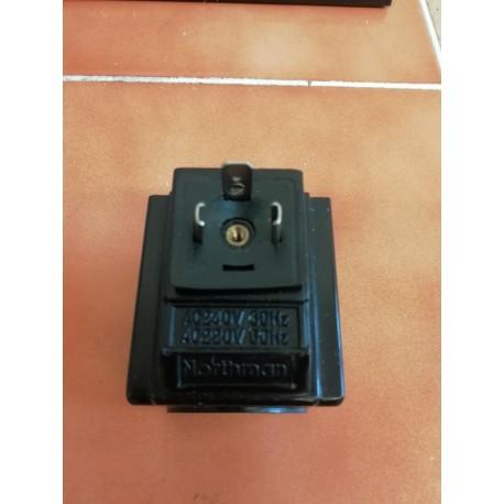 northman 14-04-t 240 vac hydraulic valve coil cetop 3