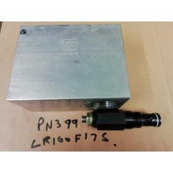 tca intergrated hydraulics pn399 hydraulic valve