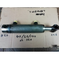 hydraulic cylinder 40/25/100 double acting cylinder 3/8 bsp ports