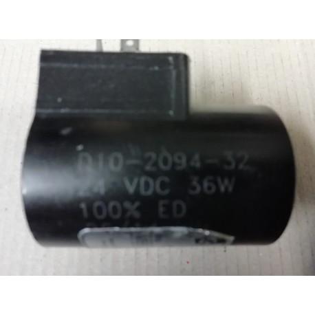 roquet d10-2094-32 24vdc 36w solenoid coil