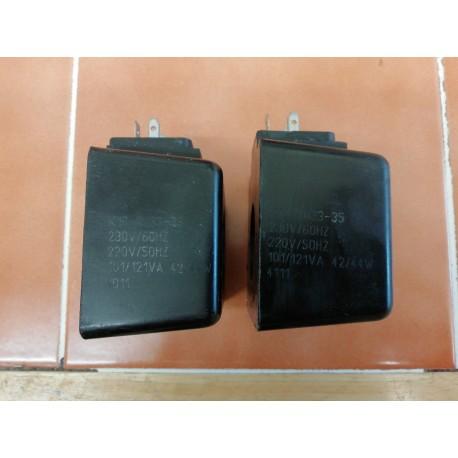 lisk k16-2033-35 220v/50hz solenoid coil