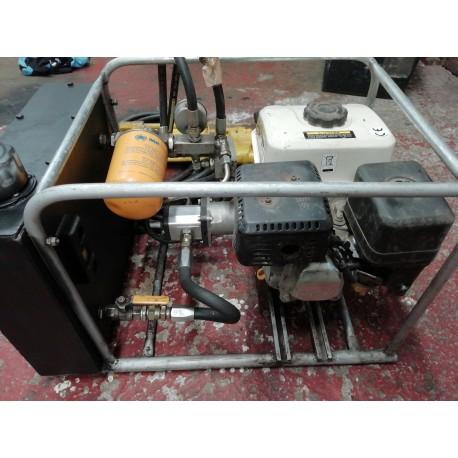 Petrol hydraulic power pack 5.5 hp