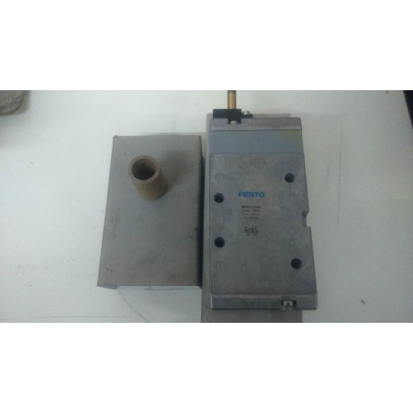 festo mfh 5 3 8 b solenoid valve