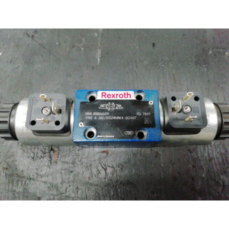 rexroth directional valve 4we6j62 eg24n9k4 r900565479 24vdc