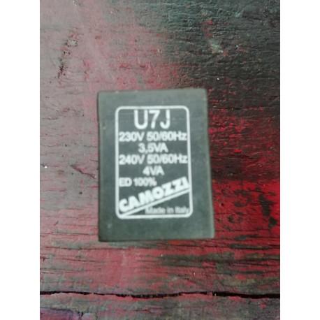 camozzi u7j 240 vac solenoid coil