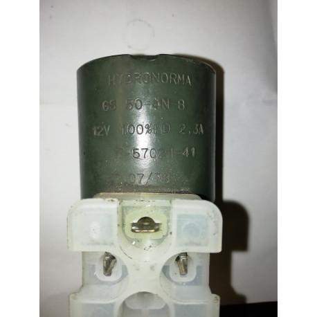 hydronorma gs 50 4n b gs50-4n-b 12 vdc solenoid