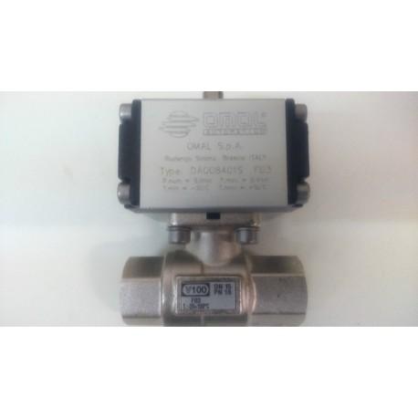 omal pneumatic actuator da008401s f03