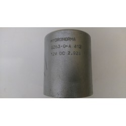 hydronorma gz63-0-a 12 vdc 2.92a solenoid