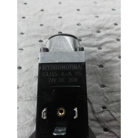 hydronorma gu35-4-a 24 vdc 26 w hydronorma 24 v dc coil