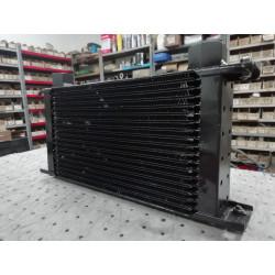 Hydac ok-el1h/2.0 air blast oil cooler with 240 vac fan
