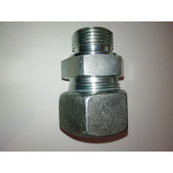Eaton Walterscheid Male stud couplings form B BSPP male thread heavy duty 30s to 1 inch bsp