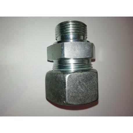 Eaton Walterscheid Male stud couplings form B BSPP male thread heavy duty 30s to 1 inch bsp