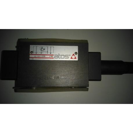 atos kg-031/250/10 kg 031 hydraulic valve