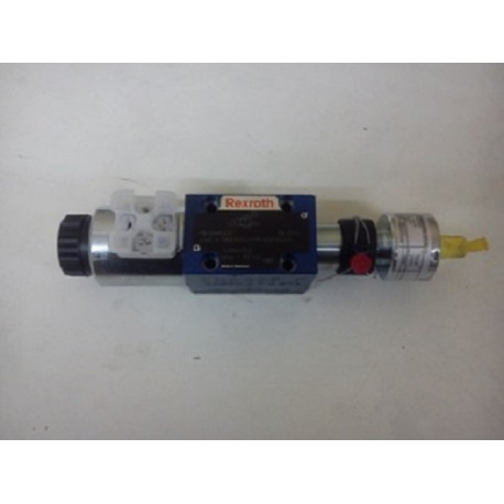 rexroth r900913477 with giv50-11 4we6d62/eg24n9k4qmag24 directional valve with giv50-11 positioner