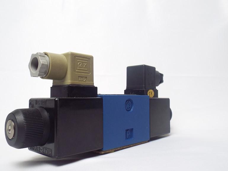 Cetop hydraulic valves