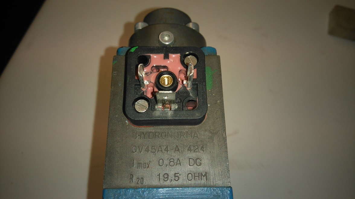 hydraulic valve solenoids lots in stock